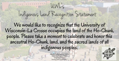 UWL's Indigenous Land Recognition Statement