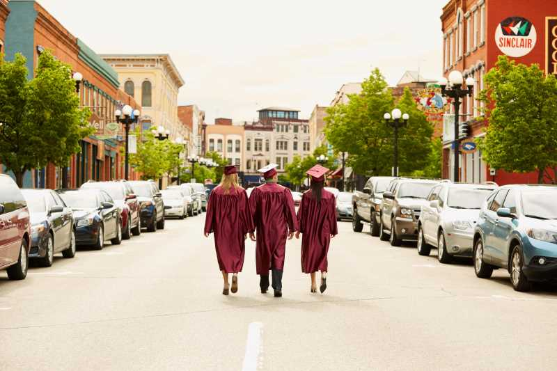 UWL will celebrate its spring graduates during three commencement ceremonies at the La Crosse Center Saturday, May 15. For health and safety reasons, no spectators will be allowed at the events. Each ceremony will be livestreamed and recorded.