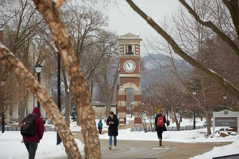 The 2021 Campus Climate Survey will be available to students from Feb. 15 to March 29. The survey is intended to capture the university's strengths and weaknesses as it relates to campus climate, as well as ideas for change and improvement.