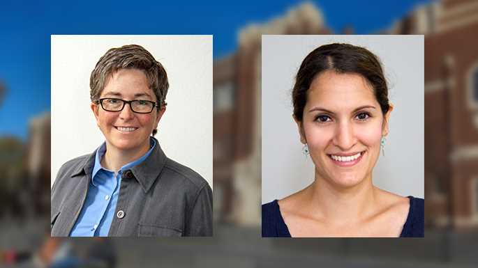 Economics Professors Lisa Giddings and Sheida Babakhani Teimouri recently shared their expertise with a pair of personal finance websites. Giddings discussed compound interest, while Teimouri answered questions related to secured credit cards.