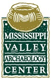 Mississippi Valley Archaeology Center Logo