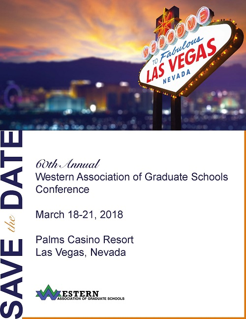 Save the Date | March 18-21, 2018 | WAGS  Conference