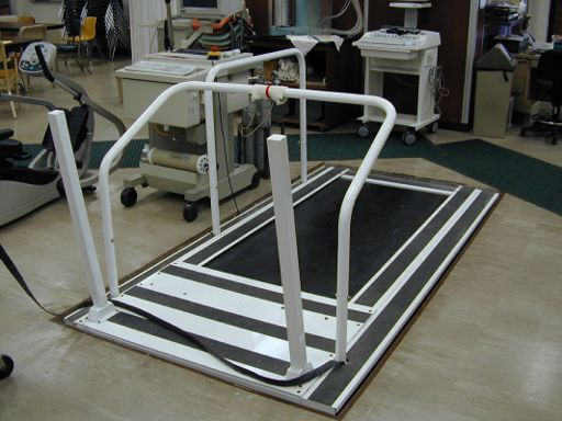 HP treadmill