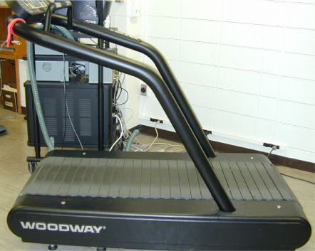 HP treadmill 2