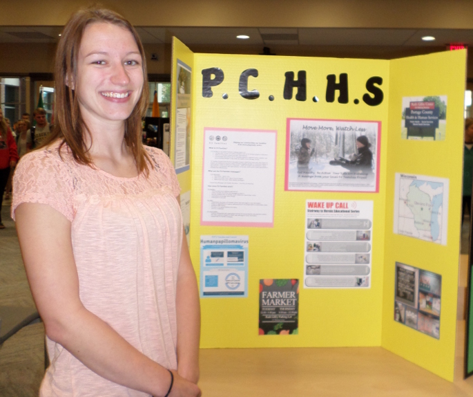 Mariah Heiman - Portage County Health Department - Stevens Point, WI