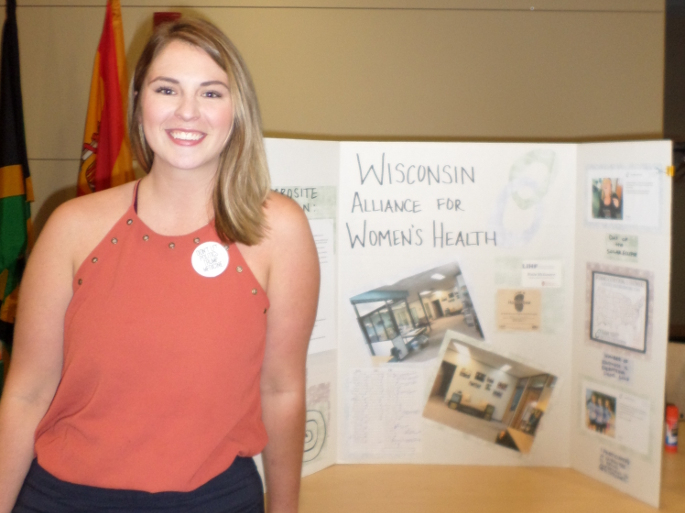 Acadiarose McGovern - Wisconsin Alliance for Women's Health - Madison, WI
