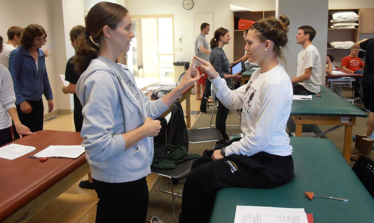 Career in physical therapy - 2018 Career Fair Registration