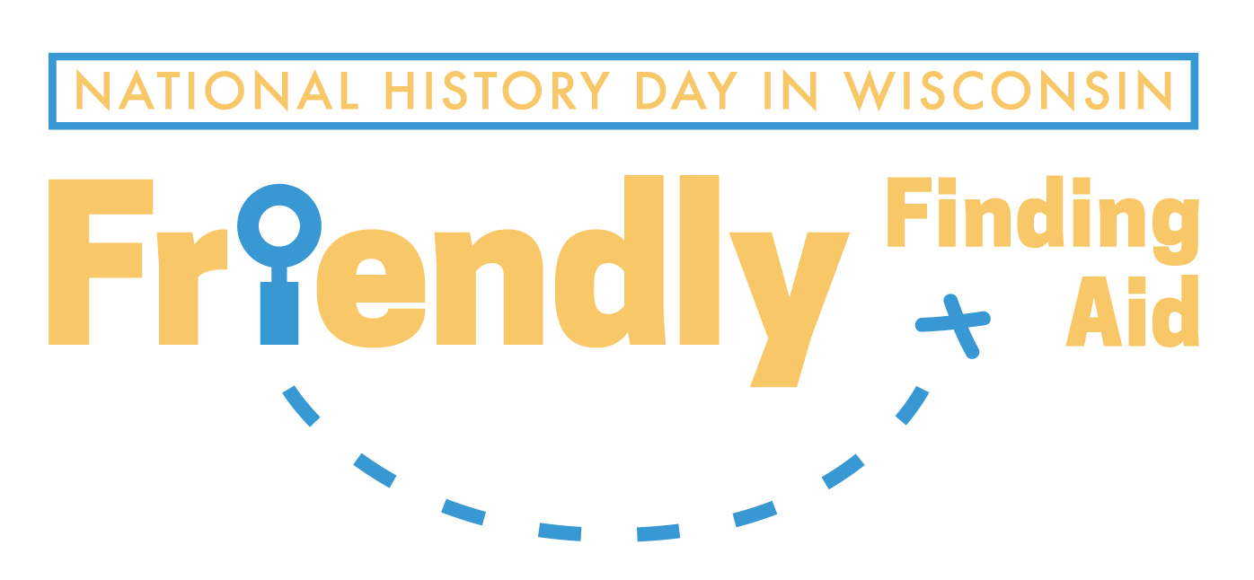 Friendly Finding Aid logo