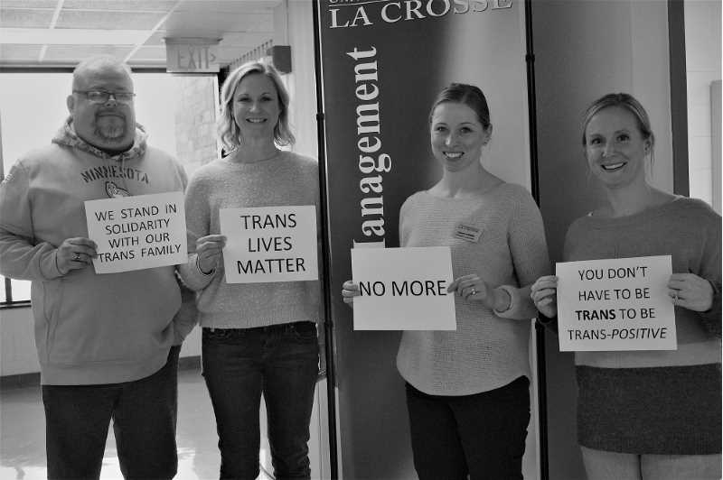 MGT Faculty observe Transgender Day of Remembrance