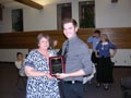 Microbiology Senior of the Year award