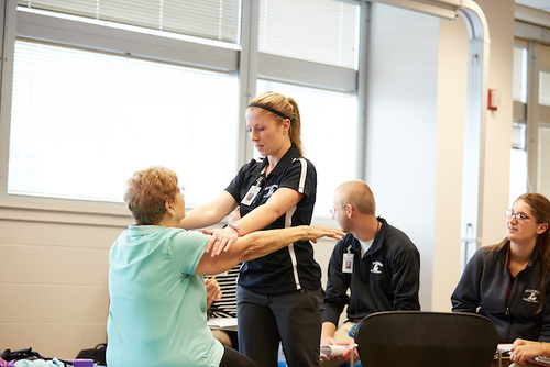 Physical Therapy Student