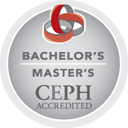 CEPH Accreditation badge