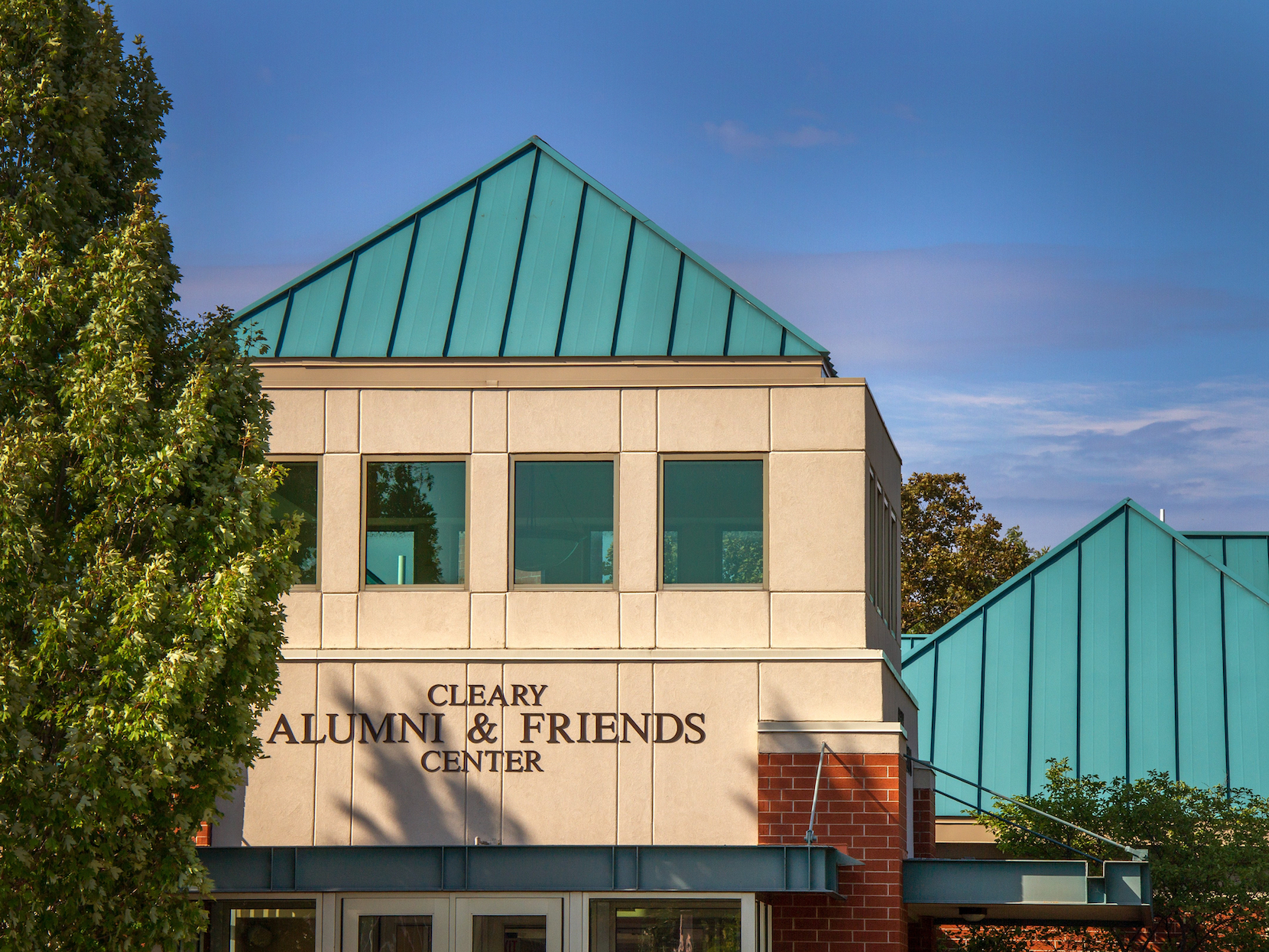 featured image of Cleary Alumni & Friends Center