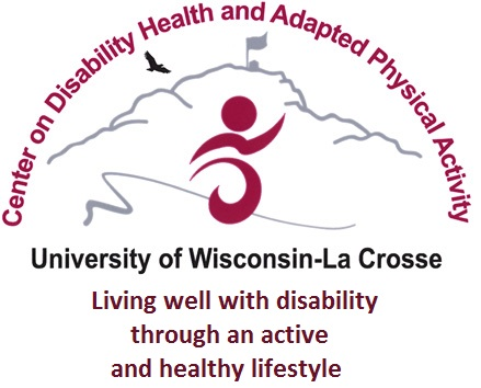 Center on Disability Health and Adapted Physical Activity: Living well with disability through an active and healthy lifestyle.