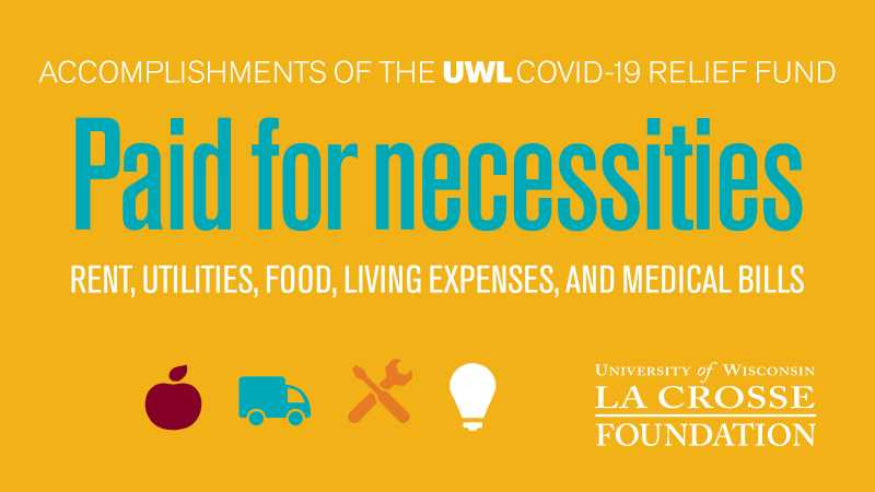 paid for necessities: rent, utilities, food, living expenses, and medical bills