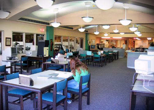 Special Collections Reading Room