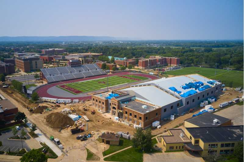 Project overview - Fieldhouse & <b>Soccer</b> Support Facility | UW-La ...