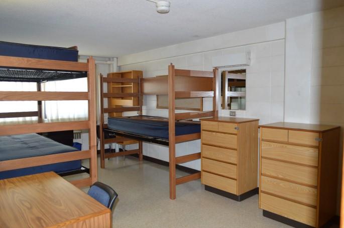 Uw La Crosse Coate Dorm Rooms