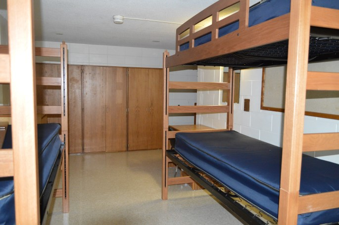 Double Floor Bedroom