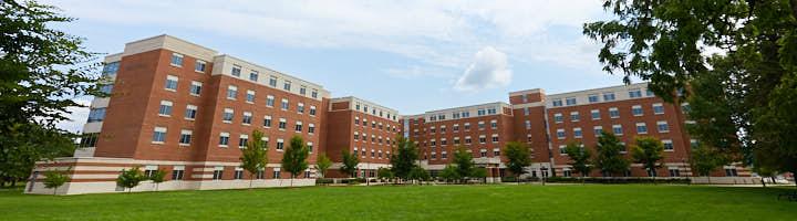 An image of Eagle Hall