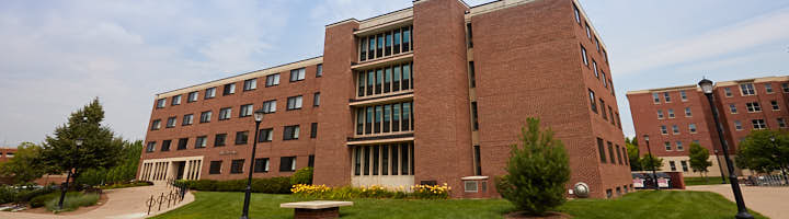 An image of Sanford Hall