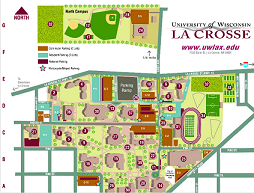 uw lacrosse campus map Map And Driving Directions Small Business Development Center uw lacrosse campus map