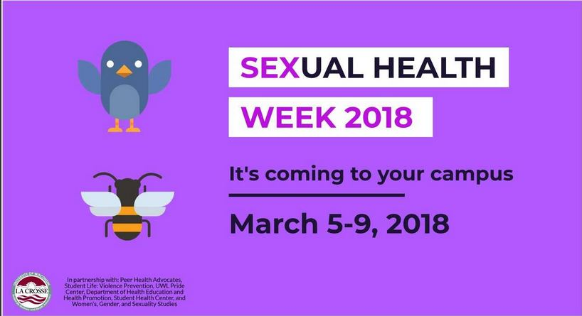 Sexual health week teaser